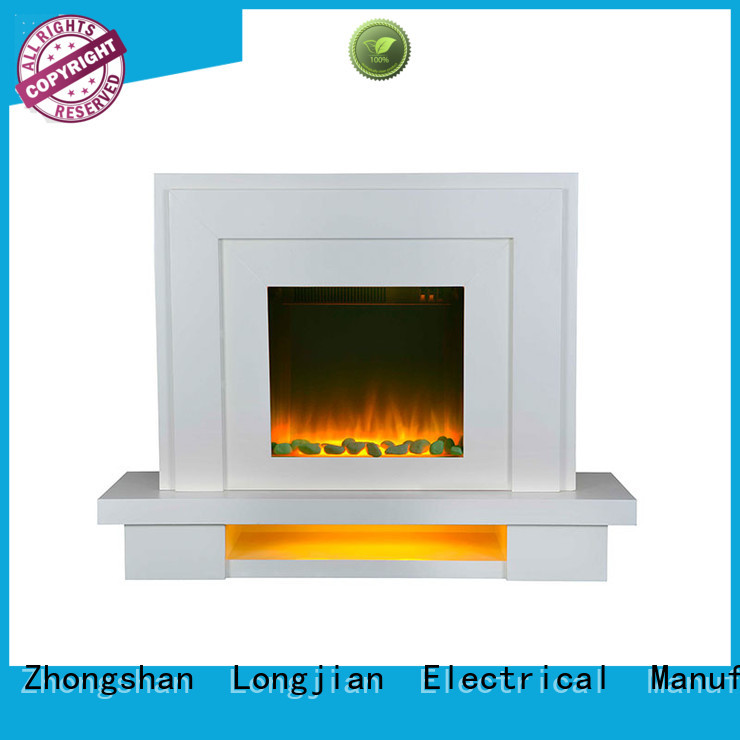 distinguished electric fireplace suites freestanding wooden for-sale for attic