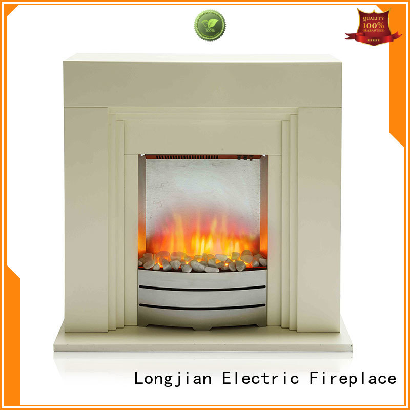 Longjian modern electric fire suites Application for study
