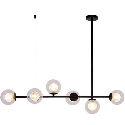6 light Ceiling Pending Bar Lights with Glass shadePC19060001-6