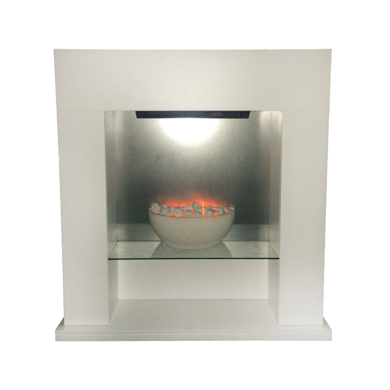 Longjian decor electric stove fire suites package for hall way-1