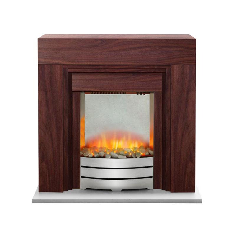 Longjian decor electric fire suites long-term-use for cellar-1