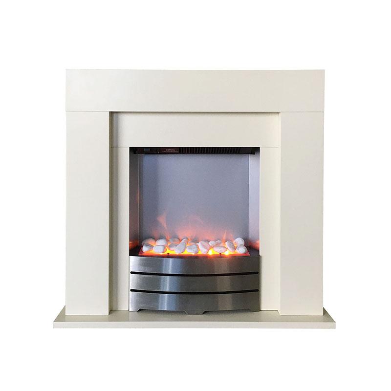 Longjian decor electric fire suites long-term-use for cellar-2