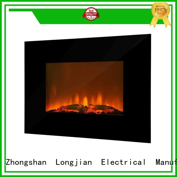 fine- quality electric wall fires decorative production for toilet