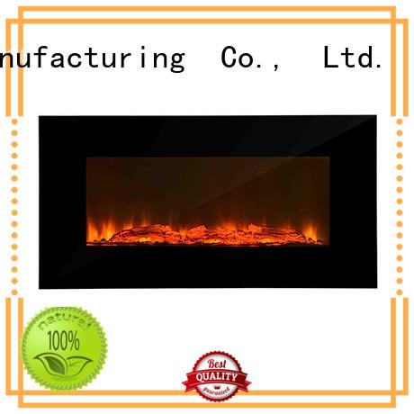 Longjian advanced wall mount fireplace solutions for rooftop