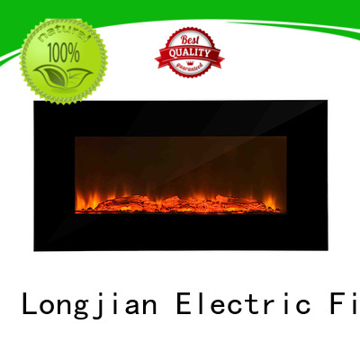 Longjian supernacular Wall Mounted Electric fires production for kitchen