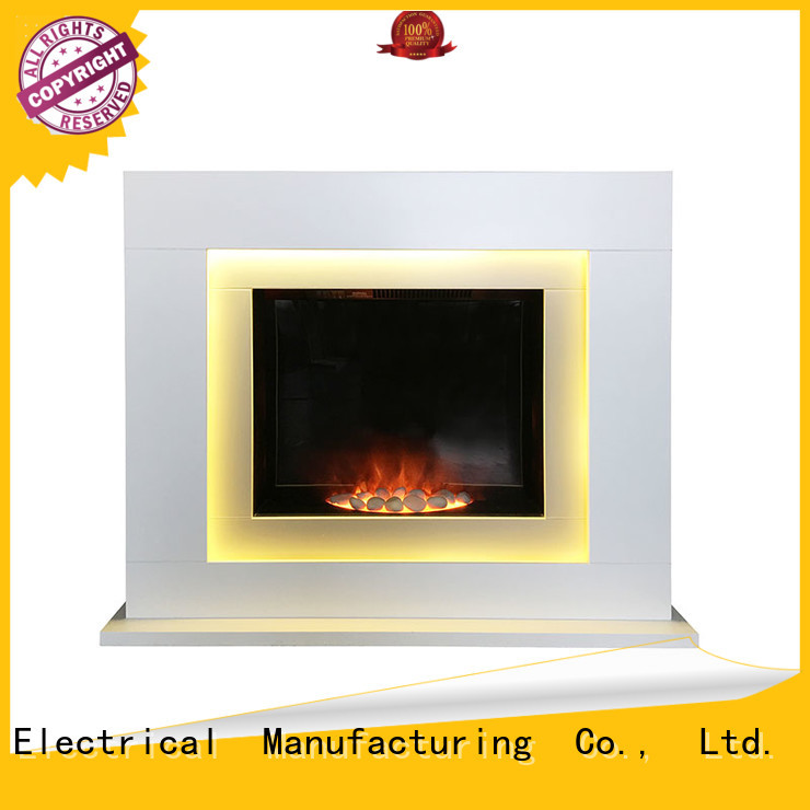 Longjian distinguished electric fire suites package for balcony