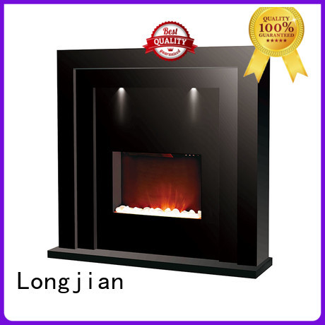 Longjian distinguished electric fire suites long-term-use for hall
