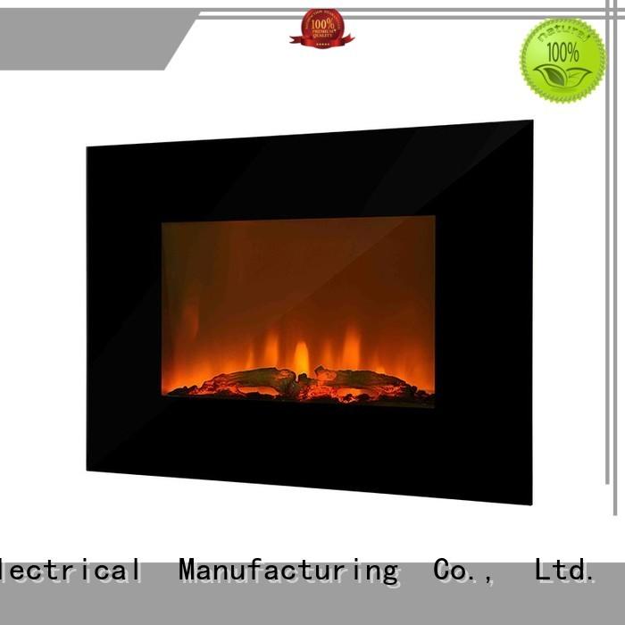 Longjian gradely wall mount electric fireplace anticipation for bathroom