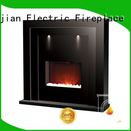 safety modern fire suites mantels led-lamp for study