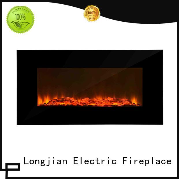 Longjian fine- quality electric wall fires conjunction for bathroom