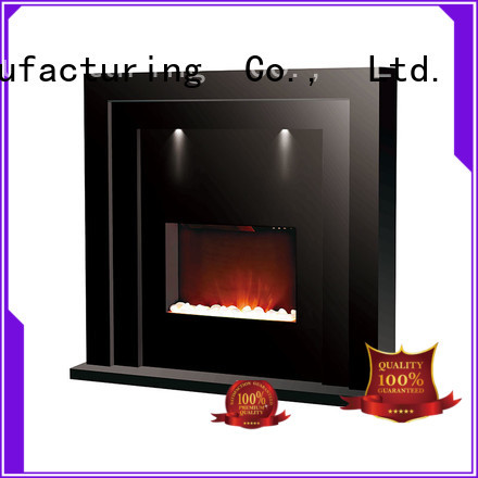 Longjian ljsf4004me fireplace suites long-term-use for hall