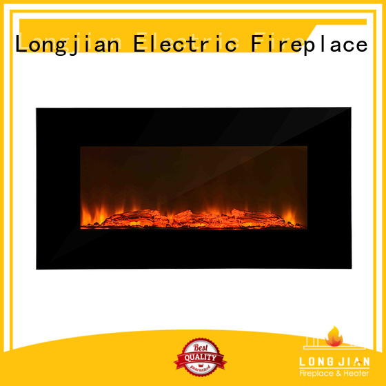 fine- quality electric wall fireplace safety conjunction for bedroom