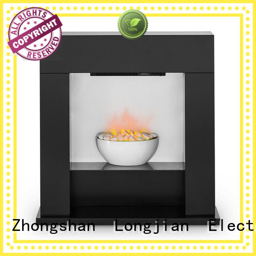 Longjian frame electric stove fire suites package for kitchen