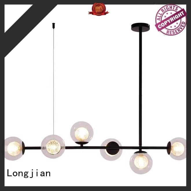 Longjian charming led ceiling lights manufacturers for bedroom
