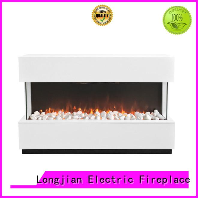 Longjian elegant electric fire suites Application for bathroom