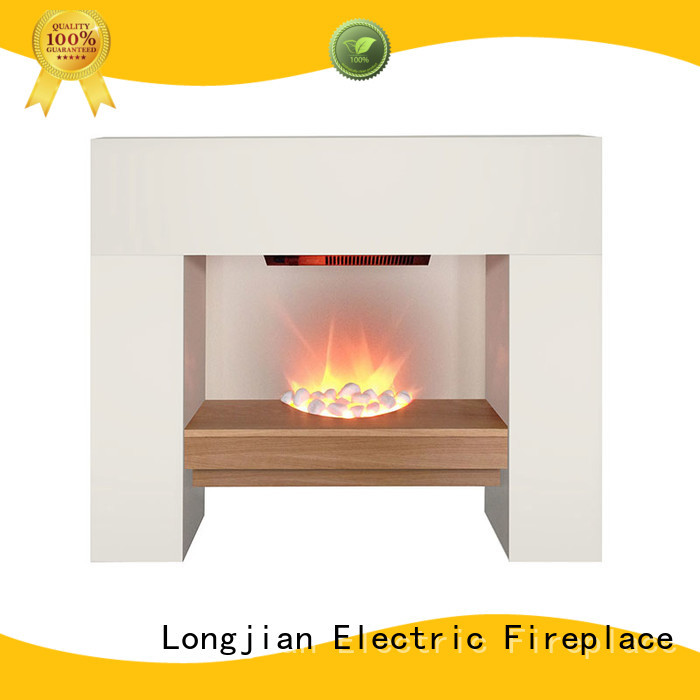 Longjian good-package freestanding electric fire suite sensing for garden