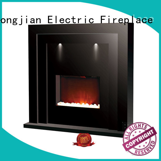 good-package modern electric fire suites decor Application for hall way