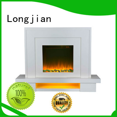 simple-style modern electric fire suites led package for balcony