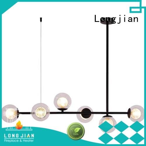 Longjian gorgeous bathroom ceiling lights temperature for kitchen
