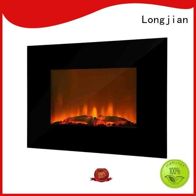 Longjian advanced Wall Mounted Electric fires solutions for rooftop