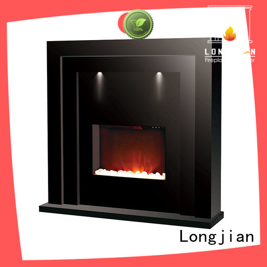 Longjian first-rate electric fire suits for-sale for bathroom