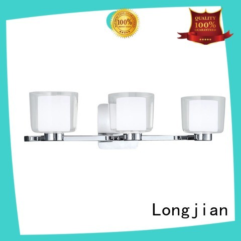 Longjian awesome wall mounted lights widely-use for bathroom