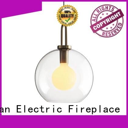 Longjian diameter modern pendant lighting equipment for garden