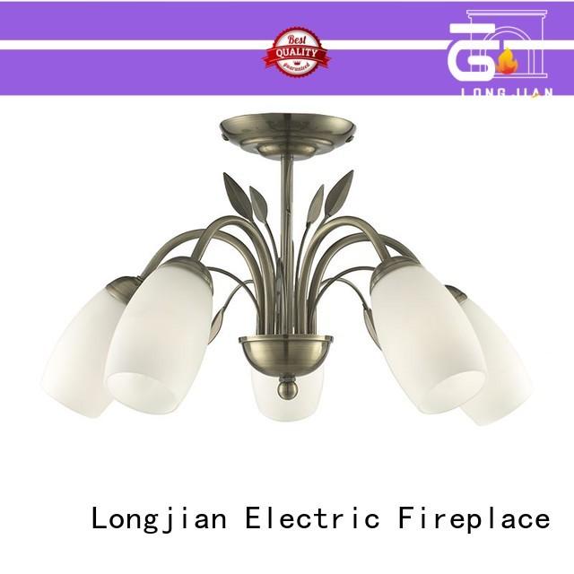 Longjian lights semi flush mount lighting Application for dining room