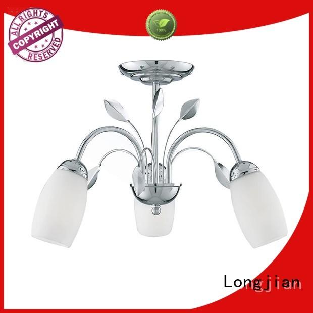 Longjian pc00073 semi flush light package for riverwalk