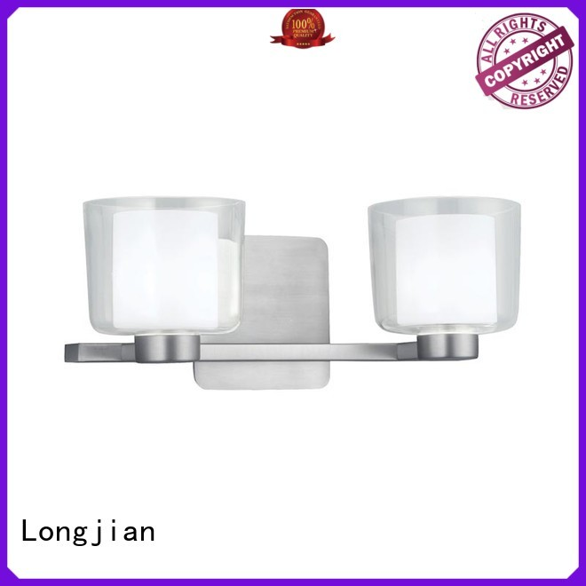 Longjian lamps wall lamp production for bedroom