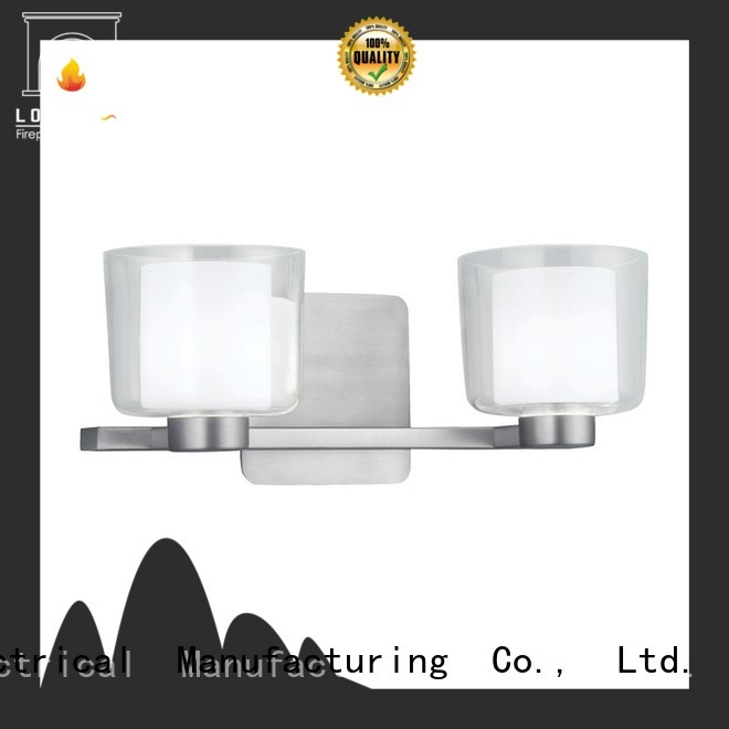 Longjian nordic led wall lamp type for shorelines