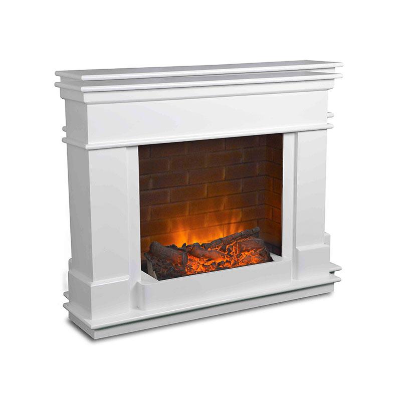 Longjian surrounds freestanding electric fire suite long-term-use for bathroom-1