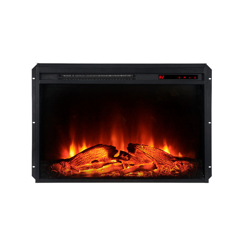 Big Cheap High Efficiency 26 Inch Insert Unique Patent Flame Effect Electric Fireplaces