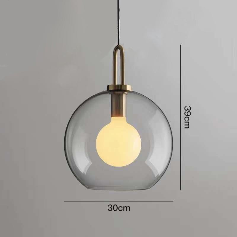 Longjian gorgeous pendant lamp equipment for kitchen-1