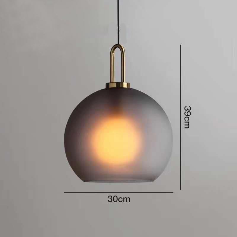 Longjian gorgeous pendant lamp equipment for kitchen-2