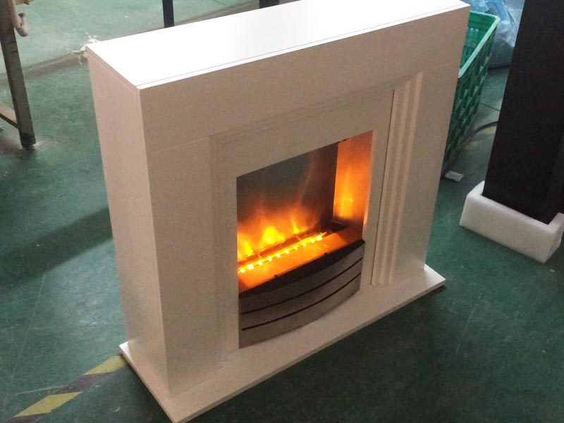 Indoor Electric Fireplace VIDEO