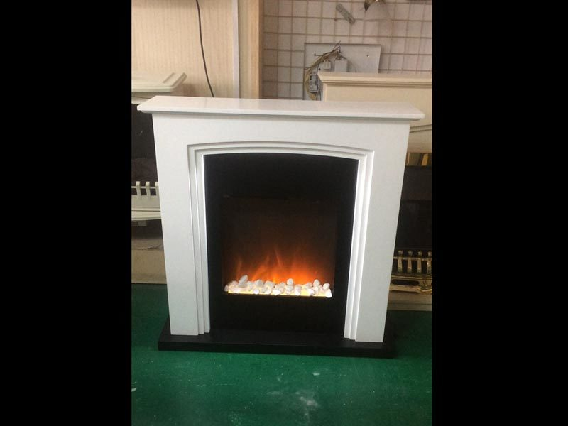 Freestanding Fireplace VIDEO