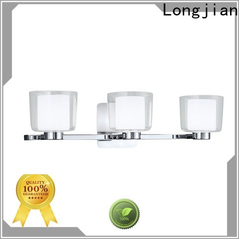 topgallant wall light glass type for bathroom