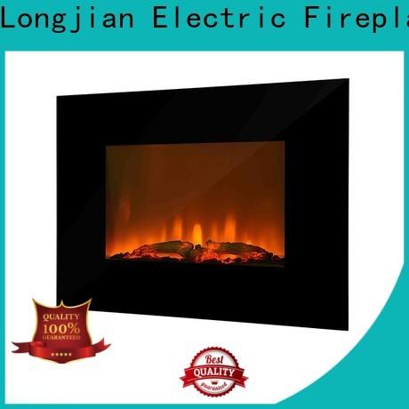 Longjian topgallant electric wall fires conjunction for riverwalk