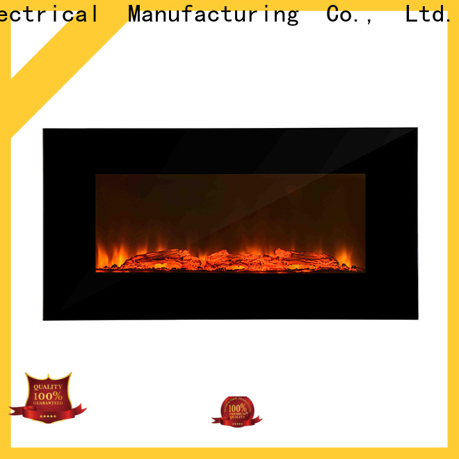 Longjian european wall mounted fireplace widely-use for balcony