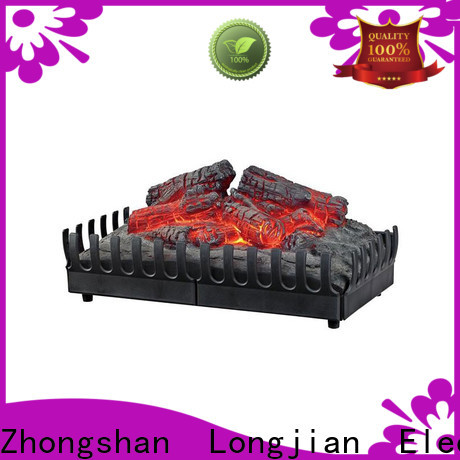Longjian nordic insert electric fireplace long-term-use for toilet