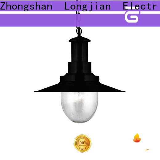 Longjian superb pendant lamp equipment for cellar