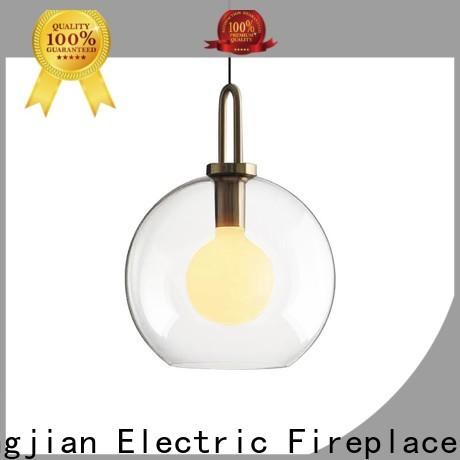 Longjian spherical modern pendant lighting supplier for bedroom