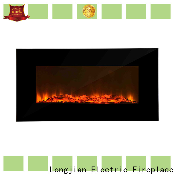 Longjian style electric wall fires conjunction for bathroom