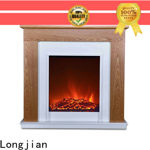 inexpensive electric fireplace suites decor China for bathroom