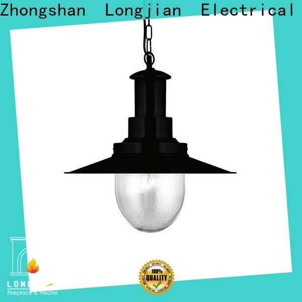 Longjian pendant pendant light manufacturers for balcony