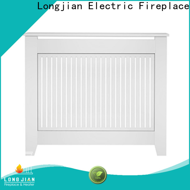 Longjian attractive electric fire surrounds certifications for kitchen