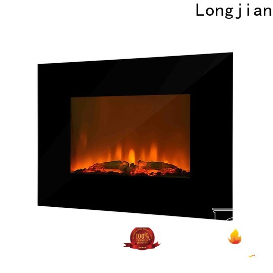 Longjian style Wall Mounted Electric fires production for toilet
