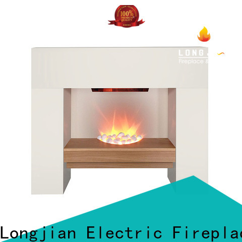 customized Electric Fireplace Suites artificial Application for cellar