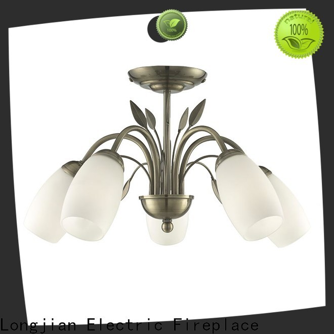 Longjian first-rate semi flush mount ceiling light China for rooftop